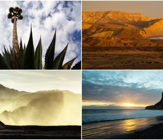 Landscape Time-Lapse: Baja, Mexico