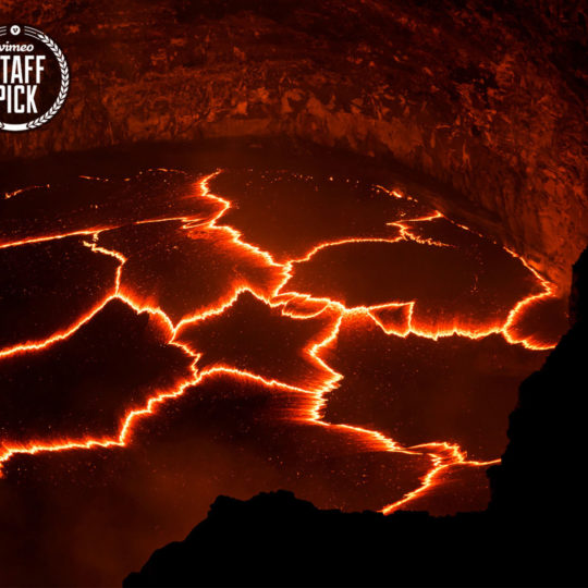 Kilauea – The Fire Within Time-Lapse
