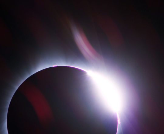 Total Eclipse: Third Contact